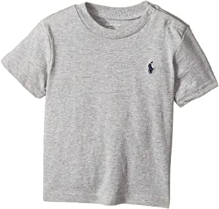 Polo Ralph Lauren Kids Baby Boy's Cotton Jersey Crew Neck T-Shirt (Infant)