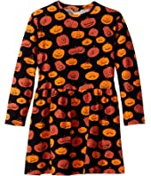 Stella McCartney Kids - Long Sleeve Pumpkin Dress (Toddler/Little Kids/Big Kids)