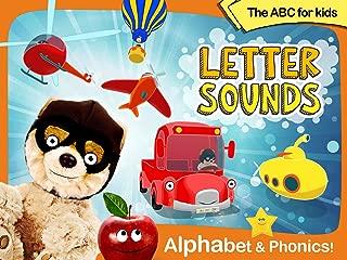 Letter Sounds, Alphabet & Phonics! The ABC for kids
