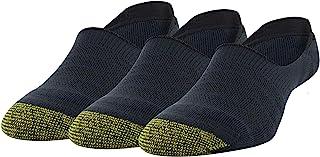 Gold Toe Men's Sneaker Tab Invisible Socks, 3 Pairs