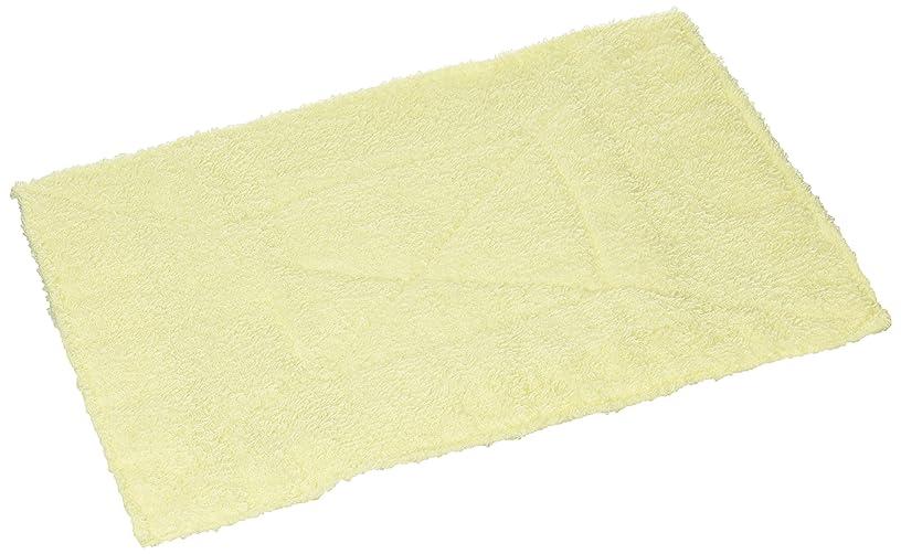 カヌー各バンガローコンドル(山崎産業) 雑巾 カラー雑巾 黄 10枚入 C292-000X-MB-Y