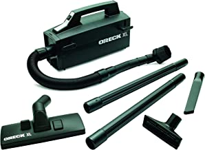 Oreck Super-Deluxe Compact Canister Vacuum Cleaner (Renewed)