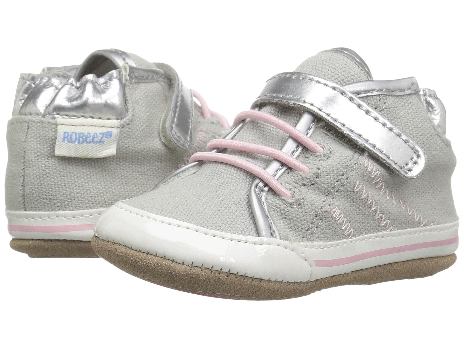 Robeez Hadley High Top Mini Shoez Infant Toddler At 6pm