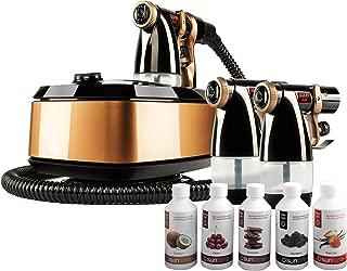 MaxiMist Allure Xena Spray Tanning System with Free Suntana Premium Sunless Solutions