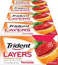 Best trident layers gum Reviews