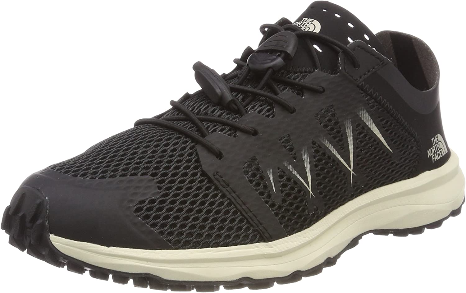 THE NORTH FACE Womens Litewave Flow Lace Low Top Bungee Walking shoes