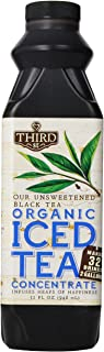Third Street Chai Unsweetened Black Tea, 32-Ounce (Pack of 3)