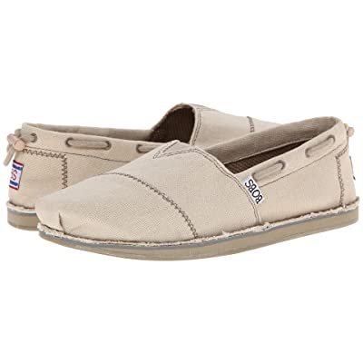 BOBS from SKECHERS Bobs Chill Sailboat (Natural) Women