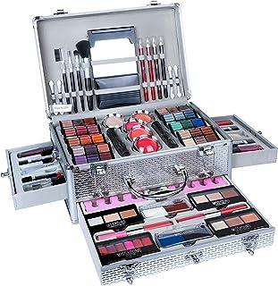Sponsored Ad – CHSEEO Multi-purpose Makeup Kit All-in-One Makeup Gift Set Makeup Essential Starter Kit Lip Gloss Blush Bru...