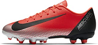 NIKE Youth Soccer Jr. Mercurial Vapor XII Academy Multi Ground Cleats