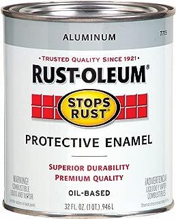 rustoleum silver paint