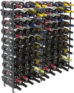 Best wine rack 100 bottles Reviews