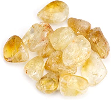 """Cherry Tree Collection 1/2 Pound Tumbled Polished Stones 