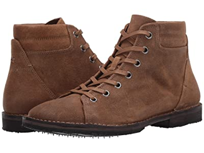 John Varvatos Portland Monkey Boot (Clay Brown) Men