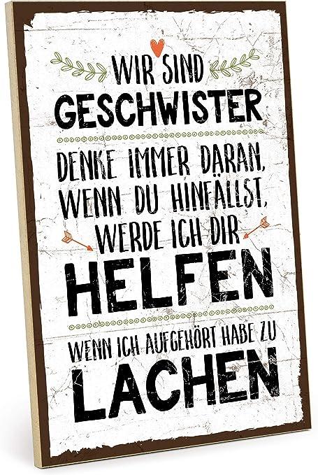 Zitat schwester bruder und Bruder&Schwester Café