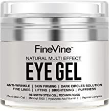anti aging eye gel by FineVine Organics