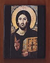 icon of christ st catherine monastery