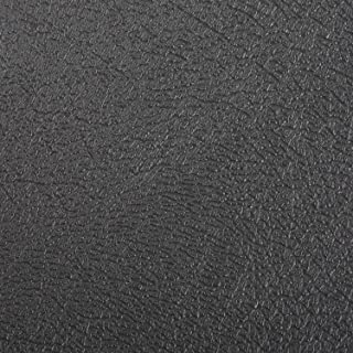 RaceDay 24 in. x 24 in. Peel and Stick Levant Midnight Black Polyvinyl Tile (40 sq. ft. / case)