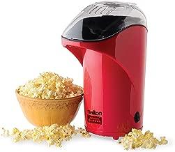 Salton CP1428R Hot Air Corn Popper, Red