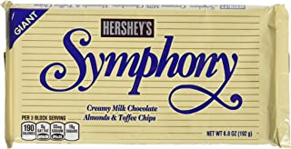 Best symphony almond toffee Reviews
