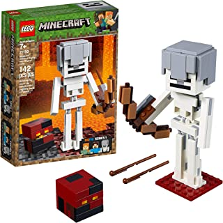 minecraft skeleton figure