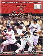2003 Houston Astros Yearbook