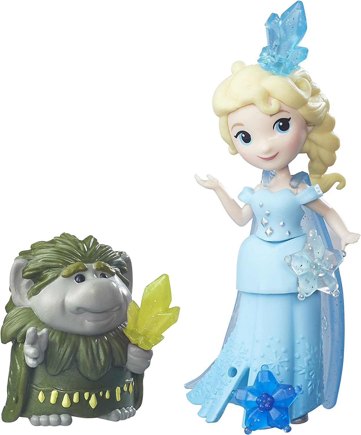 Disney Frozen Small Elsa At the price Doll Pabbie Max 49% OFF