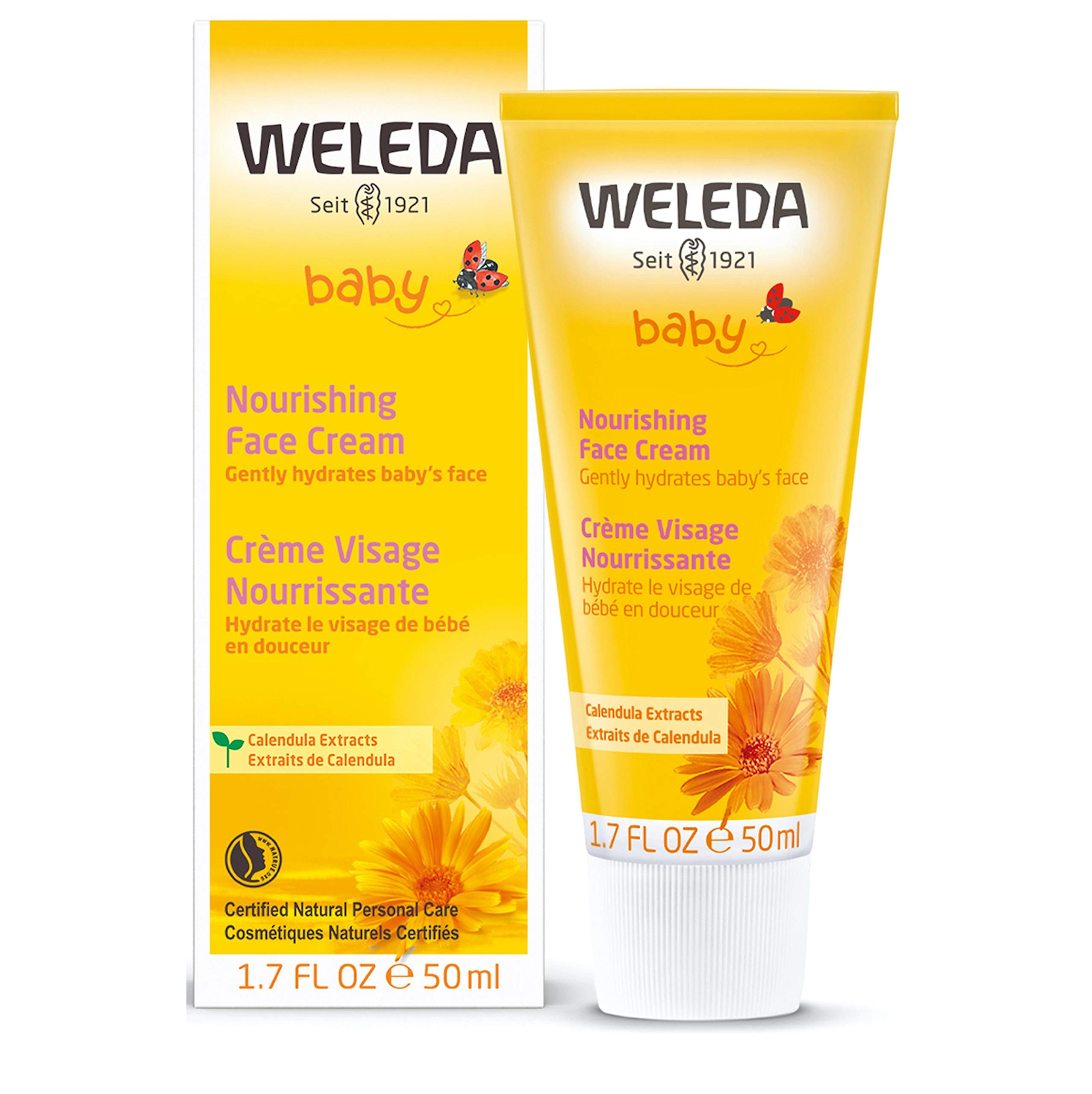 weleda skin food baby