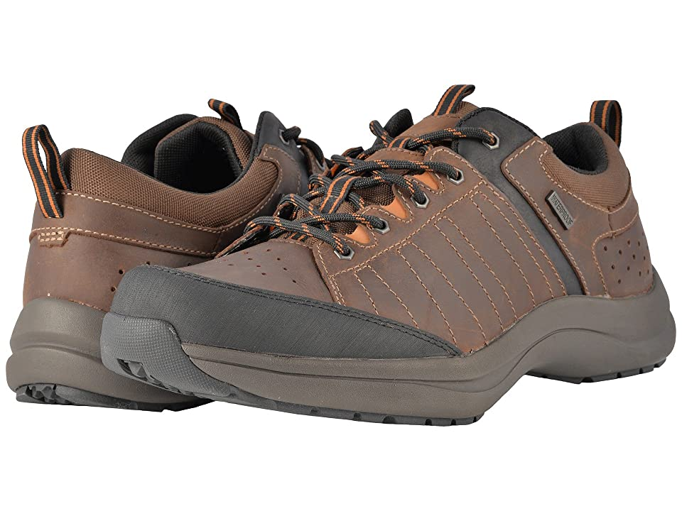 Dunham Seth Waterproof (Brown) Men