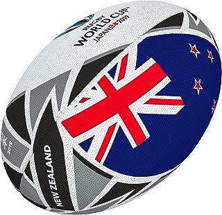 Gilbert Rugby World Cup 2019 Flag Ball - New Zealand
