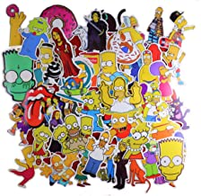 lisa simpson stickers