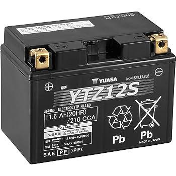 Yuasa YUAM7212A YTZ12S Battery