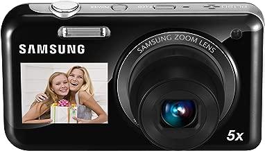 Samsung EC-PL120 Digital Camera with 14.2 MP and 5x Optical Zoom (Black)