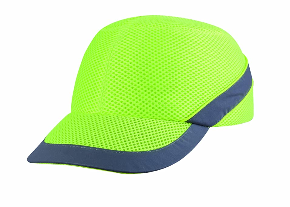 指導する決済憂慮すべきDeltaplusメンズPanoply Air Coltan安全バンプキャップ野球帽子
