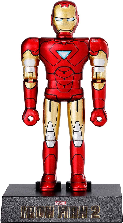 Chogokin Heroes Iron Man Mark 6 (Iron Man 2)  Action Figure