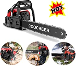 Best 18 gas chainsaw Reviews