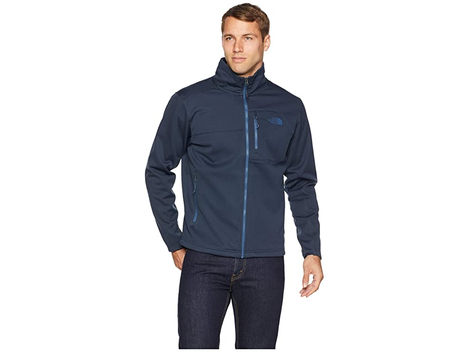 The North Face Apex Risor Jacket (Urban Navy Heather/Urban Navy Heather) Men