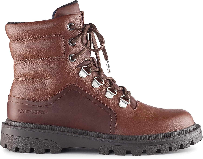 COUGAR Men's Sherman Winter Boots in Mocha