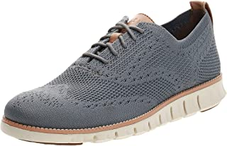 حذاء زيرو جراند للرجال بمقدمة عالية من قماش اكسفورد بتقنية ستيتش لايت من كول هان