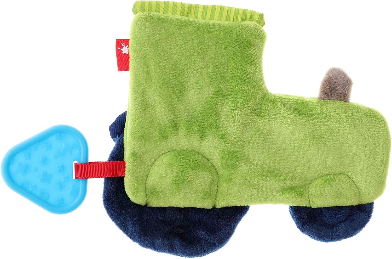 Sigikid Knistertuch Panno scoppiettante Auto PlayQ Colore 42435