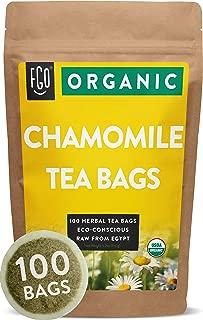 Best organic chamomile tea Reviews