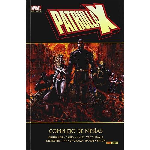 Patrulla-X. Complejo De Mesías (Marvel Deluxe)