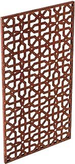 Veradek Parilla Screen Panel - Corten Steel