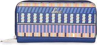 Lavie Halley Zip Around 3C Zip 2 Women's Wallet(Blue)