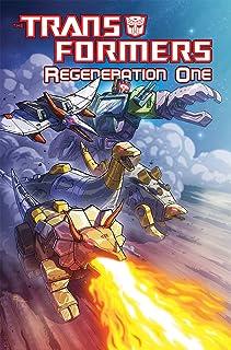 Transformers Regeneration One Volume 2