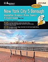 new york city 5 borough atlas