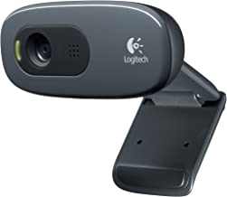 Logitech C260 Webcam (Renewed)
