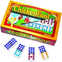 Chicken Foot Professional Double 9 Domino Game