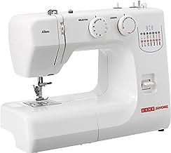 Usha Allure Janome 60-Watt Sewing Machine (White/Blue)