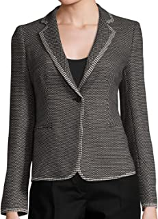 Women's Lappole Woven Wool Blend Blazer